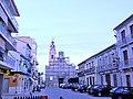 Sollana. Plaça Major i església.JPG