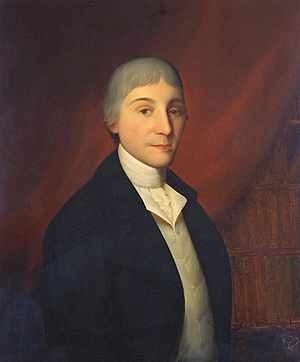Foster, Rhode Island - Solomon Drowne, a prominent American physician, academic and surgeon during the American Revolution