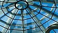 Solomon Guggenheim Museum - Facy glass roof (New York) (31366582988).jpg