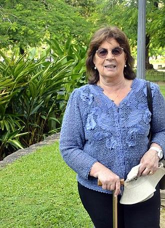 Sonia Berjman - Sonia Berjman, protector of green spaces of the city of Buenos Aires