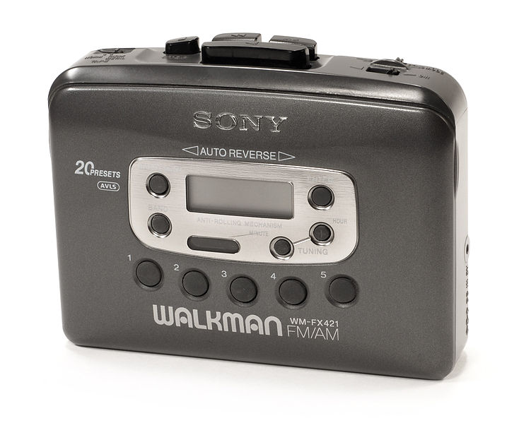 Sony Walkman: Ended in 2010 - inxus