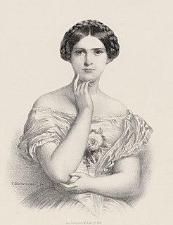 Sophie Cruvelli singer