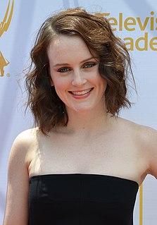 Sophie McShera English actress