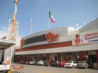 Soriana - A Soriana Plus store at Ciudad Victoria