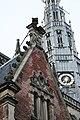 Southern Facade of the Grote of Sint-Bavokerk in Haarlem.jpg
