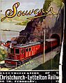 Souvenir of the Electrification of the Christchurch - Lyttelton Railway, 14 February 1929 (10469435905).jpg