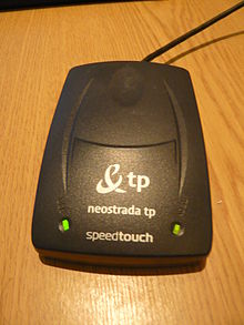 Alcatel SpeedTouch USB, ISDN & SpeeTouch 330 Treiber Windows XP