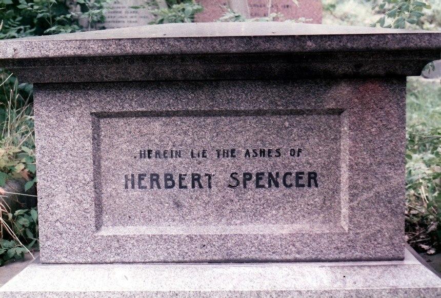 Spencer Herbert grave
