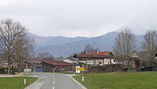 Spodnji Brnik Place in Upper Carniola, Slovenia