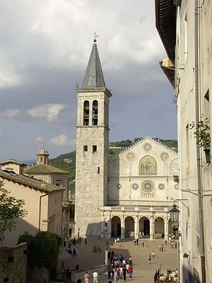 Festival dei Due Mondi - Cathedral of Santa Maria Assunta in Spoleto