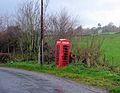 Squinty telephone box - geograph.org.uk - 283489.jpg