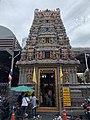 Sri Maha Mariamman Koyil Bangkok (Wat Khaek Silom) 2019 01.jpg