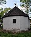 Srpska pravoslavna crkva Svetog Nikole u Ečki - istočna fasada.jpg