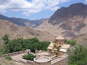 Jolfa, Iran (city) - Saint Stepanos Monastery near Jolfa