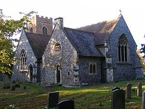Boulge - Image: St.Michaels Church, Boulge geograph.org.uk 1029694