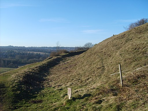 St. Catherine's Hill, Winchester 02