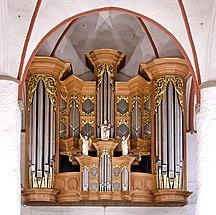 Hambourg-Médias-St. Jakobi Hamburg Arp-Schnitger-Orgel