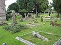 St. Mary's Churchyard, Foy - geograph.org.uk - 558193.jpg