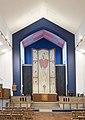 St Barnabas, Grove Road, Bethnal Green - Chancel (geograph 5618259).jpg
