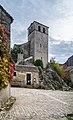 St Christopher church in La Couvertoirade 08.jpg