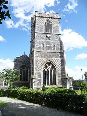 Chipping Barnet - St John the Baptist Church