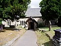 St Mary's, Llanfair Talhaiarn - geograph.org.uk - 215871.jpg