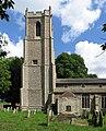 St Michael and All Angels, Barton Turf, Norfolk - geograph.org.uk - 481381.jpg