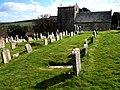 St Nicholas churchyard, Studland - geograph.org.uk - 732918.jpg