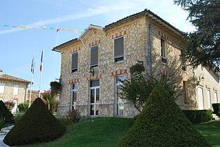 Saint-Sulpice-de-Faleyrens Commune in Nouvelle-Aquitaine, France