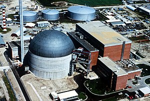 Stade Nuclear Power Plant - Image: Stade Nuclear Power Plant Aerial View