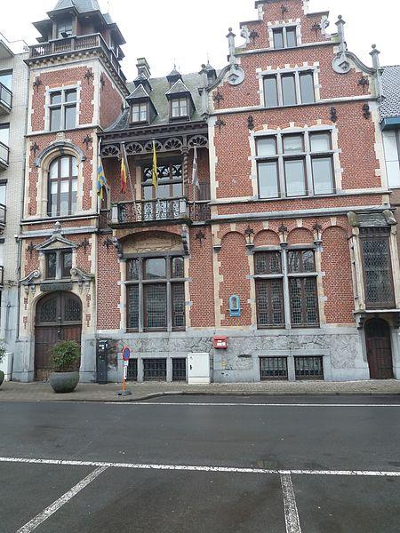 Stadhuis Izegem