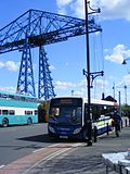 Stagecoach bus 39675 (NJ08 CUA), 2009 Teeside Running Day.jpg