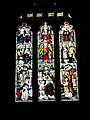 Stained Glass Window in Butcombe Church, Somerset - geograph.org.uk - 434709.jpg