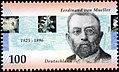 Stamp Germany 1996 Briefmarke Ferdinand von Mueller.jpg