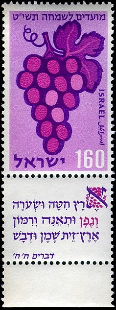 File:Stamp of Israel - Festivals 5719 - 160mil.jpg