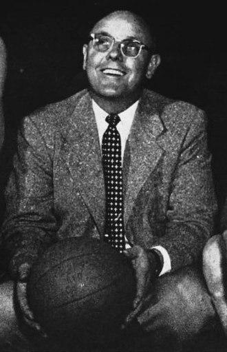Stan Watts - Watts, circa 1956