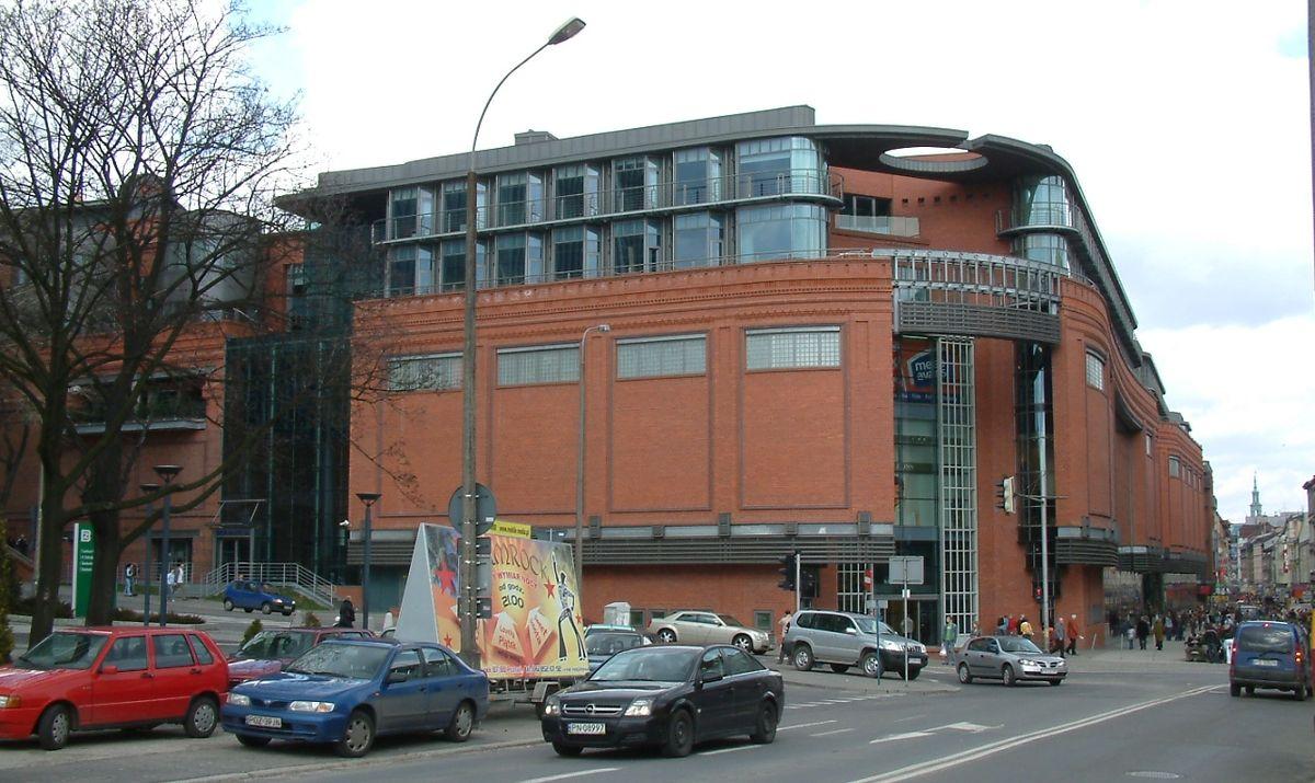 Stary Browar (Poznań) – Wikipedia, wolna encyklopedia