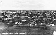 StateLibQld 1 122266 Panoramic view of Charters Towers, ca. 1906