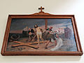 Station of the Cross in Saint Francis church in Warsaw - 10.jpg