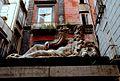 Statua di dio fluviale - piazzetta Nilo (Naples).jpg