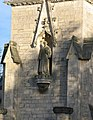 Statue at Cheltenham College - geograph.org.uk - 1133769.jpg
