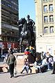 Statue of Don Pedro de Valdivia in Plaza de Armas, Santiago (5143530403).jpg