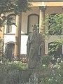 Statue of King Alfred, Trinity Church Square - geograph.org.uk - 847593.jpg