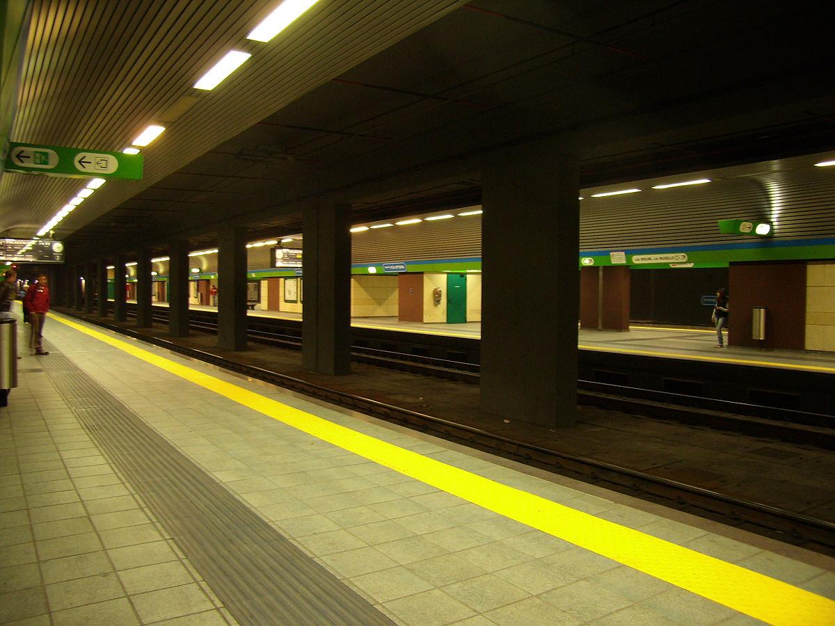 Milano porta vittoria railway station wikipedia - Milano porta garibaldi passante mappa ...