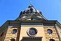 Steeple of the Hedvig Eleonora Church.jpg