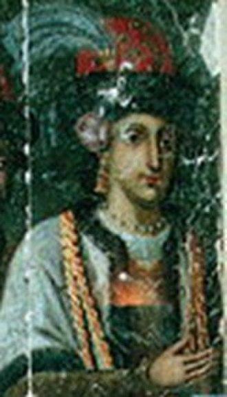 Ștefăniță Lupu - Image: Stefanica lupu