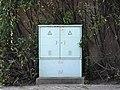 Steinheim, Rosport-Mompach – Armoire électrique – Crues de la Sûre en 1993, 2003 et 2021.jpg