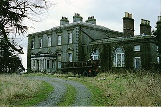 Knockbridge - Image: Stephenstown House, Knockbridge, Co. Louth geograph.org.uk 1065175