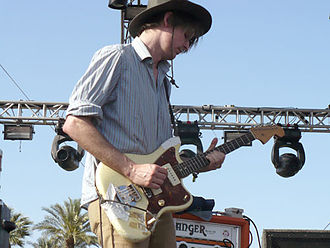 Indie rock - Pavement singer/guitarist Stephen Malkmus