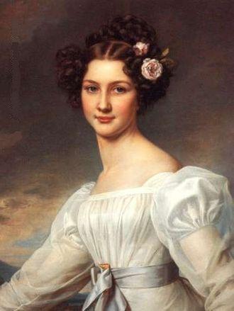 Gallery of Beauties - Image: Stieler strobl 1827